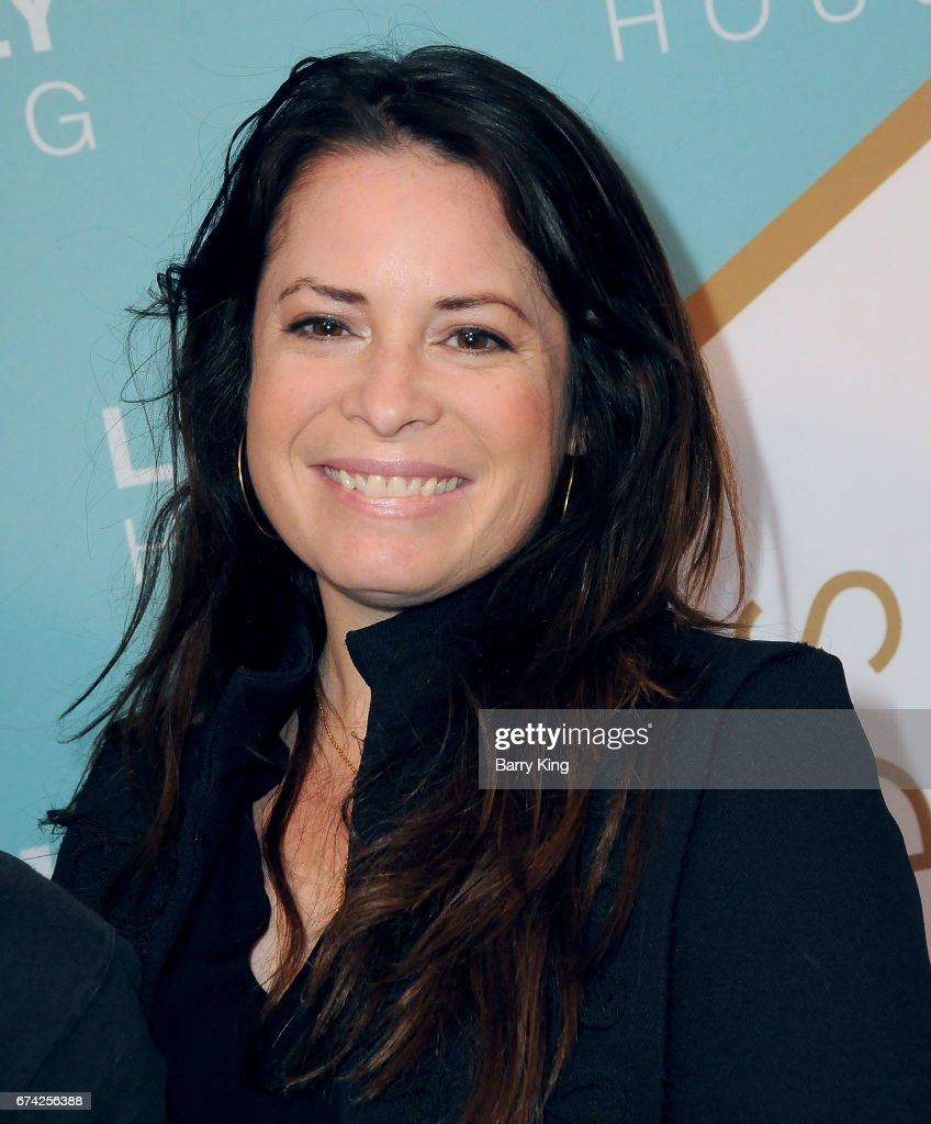 Actress Holly Marie Combs attends LA Family Housing 2017