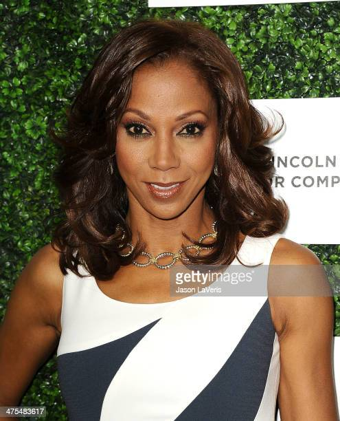 Actress Holly Robinson Peete attends the 7th annual ESSENCE Black Women In Hollywood luncheon at Beverly Hills Hotel on February 27 2014 in Beverly...