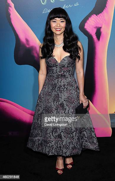 Actress Hong Chau attends the pemiere of Warner Bros Pictures' 'Inherent Vice' at the TCL Chinese Theatre on December 10 2014 in Hollywood California