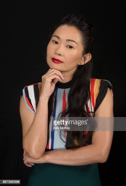 Actress Hong Chau is photographed for Los Angeles Times on November 12 2017 in Los Angeles California PUBLISHED IMAGE CREDIT MUST READ Kirk McKoy/Los...