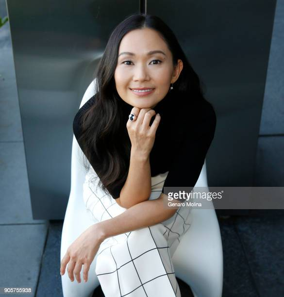 Actress Hong Chau is photographed for Los Angeles Times on October 27 2017 in Hollywood California PUBLISHED IMAGE CREDIT MUST READ Genaro Molina/Los...