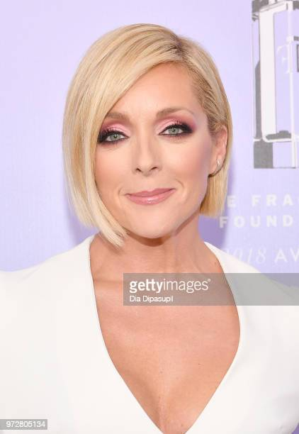 Actress, host of the evening Jane Krakowski attends 2018 Fragrance Foundation Awards at Alice Tully Hall at Lincoln Center on June 12, 2018 in New...