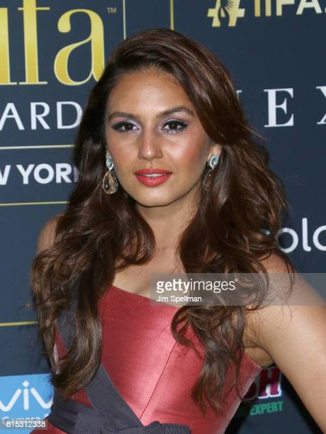 Actress Huma Qureshi attends the 2017 International Indian Film Academy Festival at MetLife Stadium on July 14 2017 in East Rutherford New Jersey