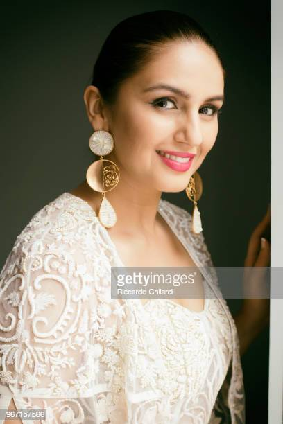 Actress Huma Qureshi is photographed for Self Assignment on May 2018 in Cannes France