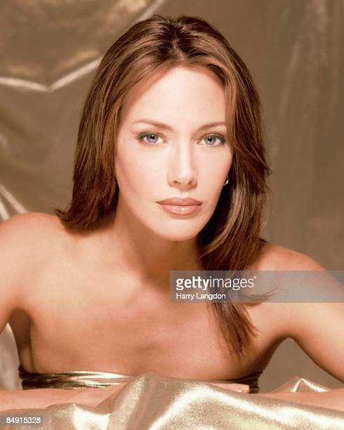 Actress Hunter Tylo poses for a portrait circa 2000 in Los Angeles California