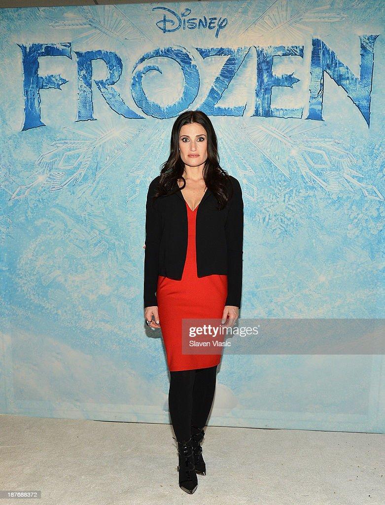 """""""Frozen"""" New York Special Screening"""