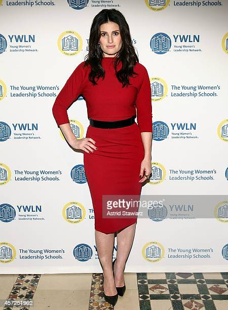 Actress Idina Menzel attends the 2014 Power Breakfast at Cipriani 42nd Street on October 15 2014 in New York City