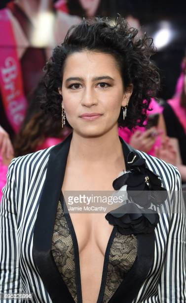 Actress Ilana Glazer attends New York Premiere of Sony's ROUGH NIGHT presented by SVEDKA Vodka at AMC Lincoln Square Theater on June 12 2017 in New...