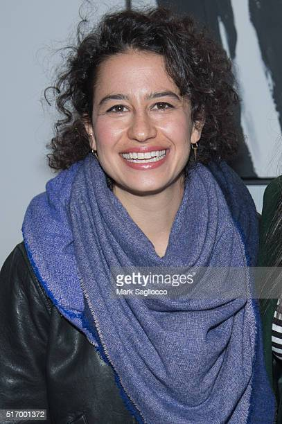 Actress Ilana Glazer attends the Kate Spade New York Home PopUp Shop on March 22 2016 in New York City