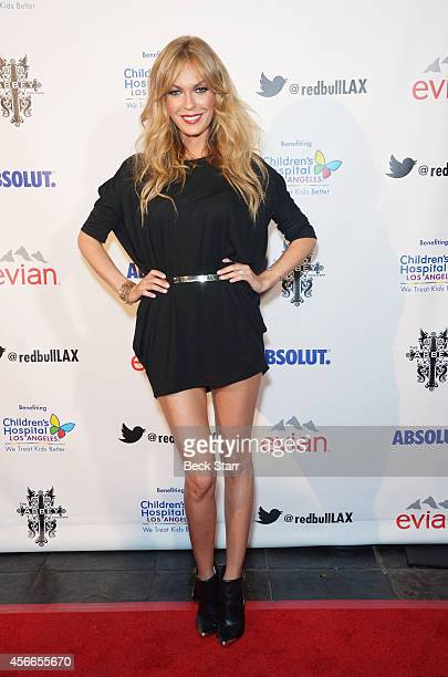 Actress Iliza Shlesinger attends The Abbey Food Bar's 9th Annual Christmas In September event at The Abbey on September 23 2014 in West Hollywood...