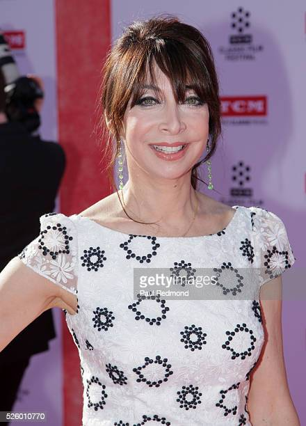 Actress Illeana Douglas arriving at the TCM Classic Film Festival 2016 Opening Night Gala 40th Anniversary Screening Of All The President's Men at...