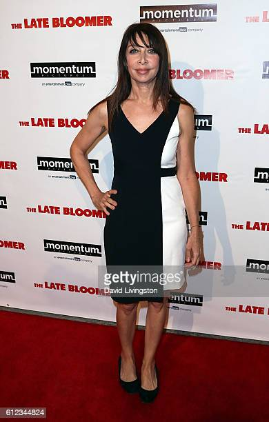Actress Illeana Douglas attends the premiere of Momentum Pictures' 'The Late Bloomer' at iPic Theaters on October 3 2016 in Los Angeles California