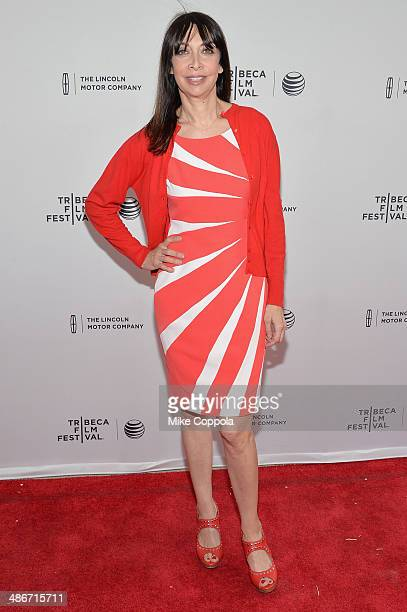 Actress Illeana Douglas attends the Sister Premiere during the 2014 Tribeca Film Festival at the SVA Theater on April 25 2014 in New York City