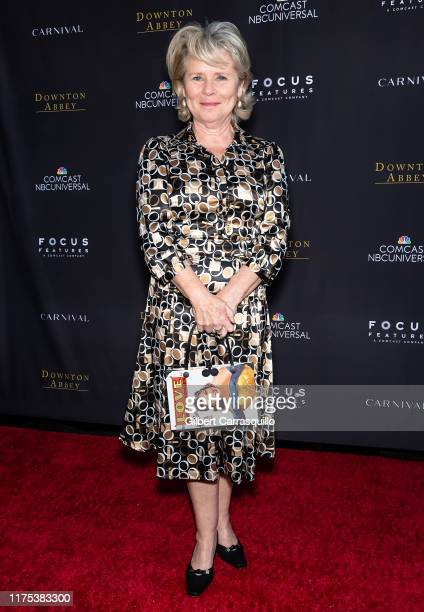 PHILADELPHIA PENNSYLVANIA SEPTEMBER 17 Actress Imelda Staunton attends Downton Abbey Philadelphia Screening on September 17 2019 in Philadelphia...