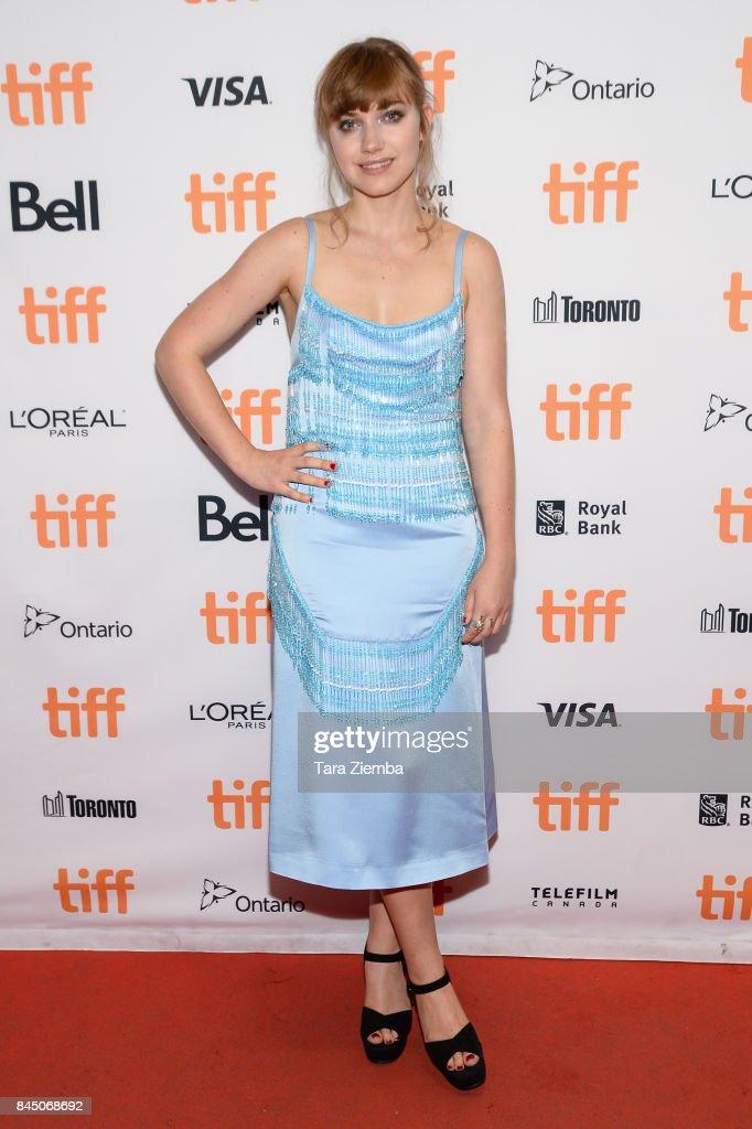 "2017 Toronto International Film Festival - ""I Kill Giants"" Premiere"