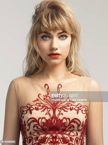 Actress Imogen Poots is photographed for The Untitled Magazine on January 25, 2014 in New York City. PUBLISHED IMAGE. CREDIT MUST READ: Indira...
