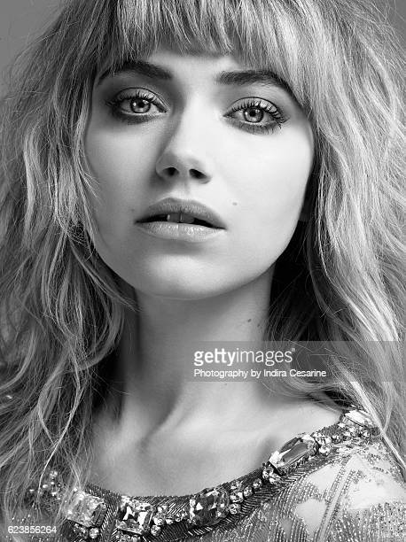 Actress Imogen Poots is photographed for The Untitled Magazine on January 25 2014 in New York City CREDIT MUST READ Indira Cesarine/The Untitled...