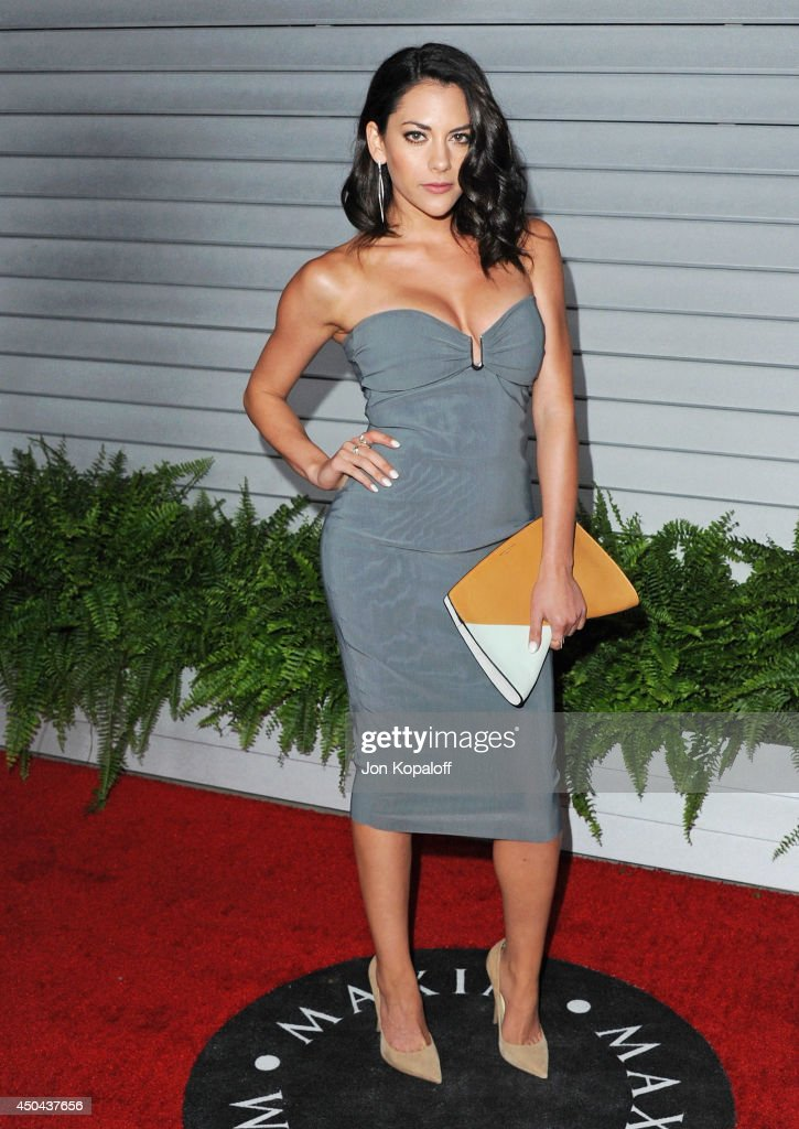 Actress Inbar Lavi arrives at the MAXIM Hot 100 Celebration Event at Pacific Design Center on June 10, 2014 in West Hollywood, California.