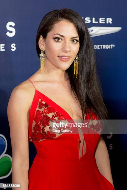 Actress Inbar Lavi arrives at the NBCUniversal's 74th Annual Golden Globes After Party at The Beverly Hilton Hotel on January 8 2017 in Beverly Hills...