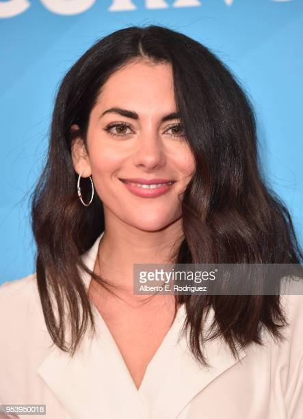 Actress Inbar Lavi attends NBCUniversal's Summer Press Day 2018 at The Universal Studios Backlot on May 2 2018 in Universal City California