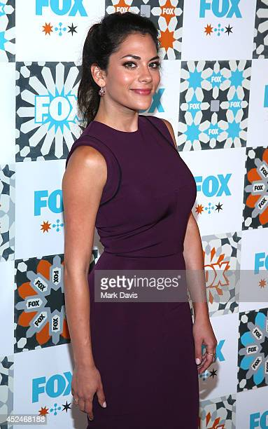 Actress Inbar Lavi attends the Fox Summer TCA AllStar party held at the SOHO house on July 20 2014 in West Hollywood California