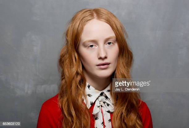 Actress India Menuez from the Amazon series I Love Dick is photographed at the 2017 Sundance Film Festival for Los Angeles Times on January 21 2017...