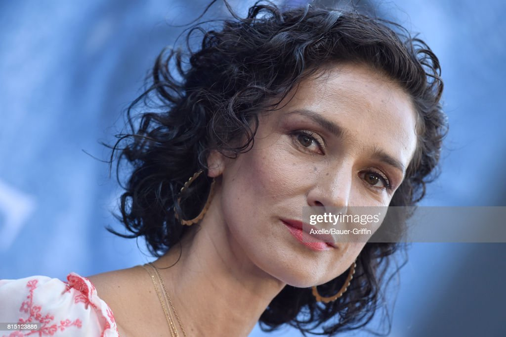 Actress Indira Varma arrives at the premiere of HBO's 'Game Of Thrones' Season 7 at Walt Disney Concert Hall on July 12, 2017 in Los Angeles, California.