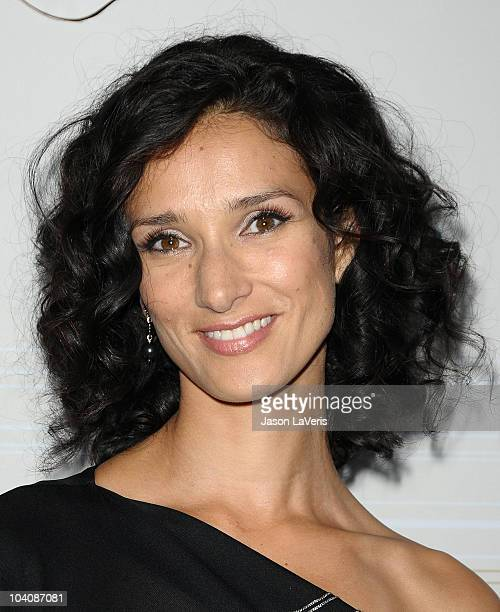 Actress Indira Varma attends the Fox EcoCasino party at BOA Steakhouse on September 13 2010 in West Hollywood California