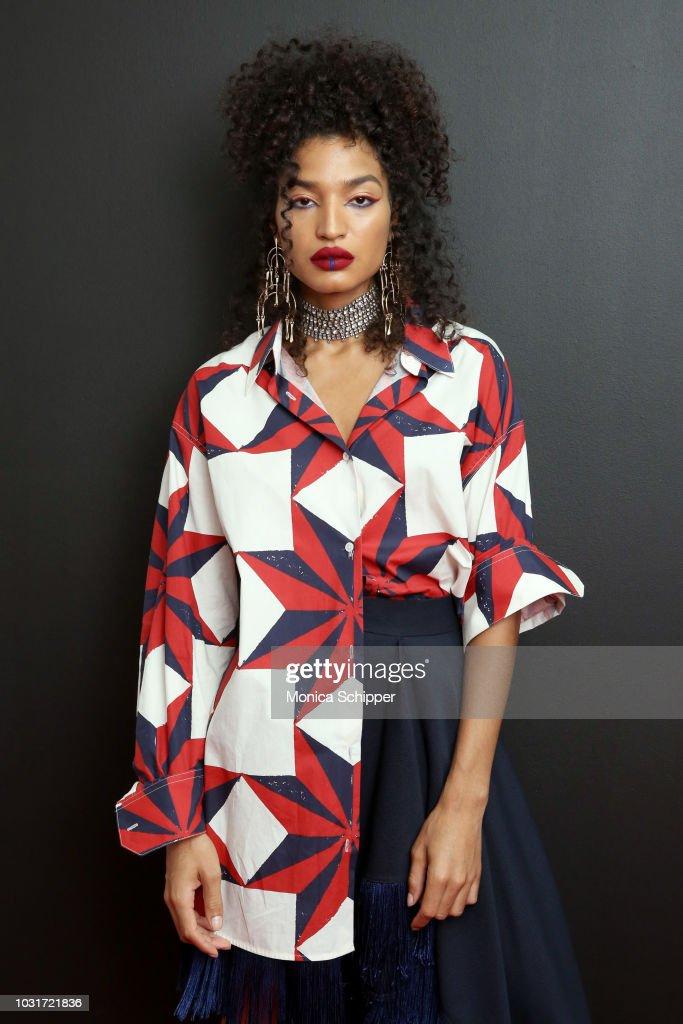 Calvin Klein Collection - Inside Arrivals - September 2018 - New York Fashion Week