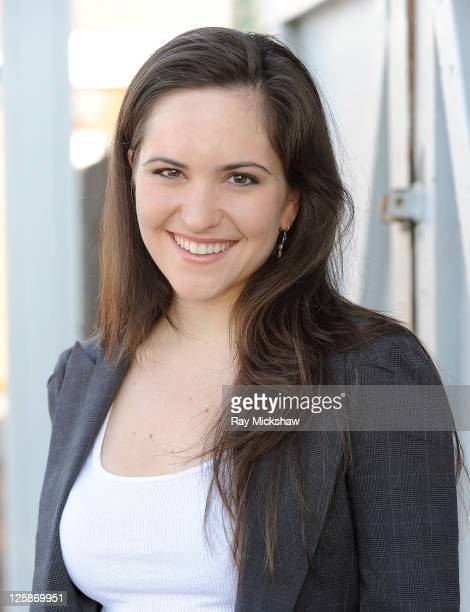 Actress Inge Rademeyer of Good for Nothing attend the Filmmaker and Press Meet and Greet Breakfast at Moby Dick on January 29 2011 in Santa Barbara...