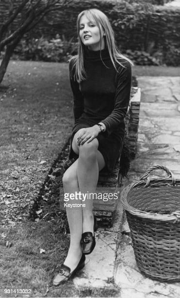Actress Ingrid Brett later billed as Ingrid Boulting 6th October 1967 She is the stepdaughter of filmmaker Roy Boulting