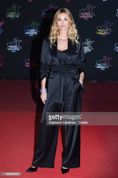 Actress Ingrid Chauvin attends the 21st NRJ Music Awards At Palais des Festivals on November 09 2019 in Cannes France