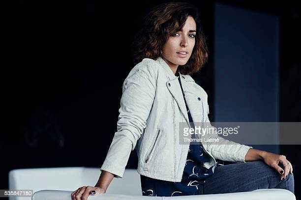 Actress Inma Cuesta is photographed for Self Assignment on May 18 2016 in Cannes France
