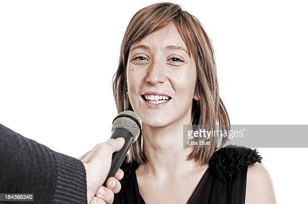 Schauspielerin Interview