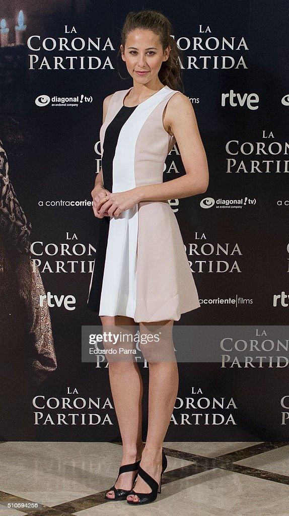 'La Corona Partida' Madrid Photocall