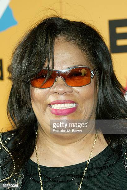 Actress Irene Mama Stokes arrives at the 2005 BET Comedy Icon Awards at the Pasadena Civic Auditorium on September 25 2005 in Pasadena California