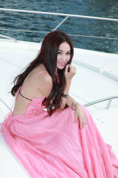 CHN: Irene Wan Attends Film 'The Fallen' Activity In Hong Kong