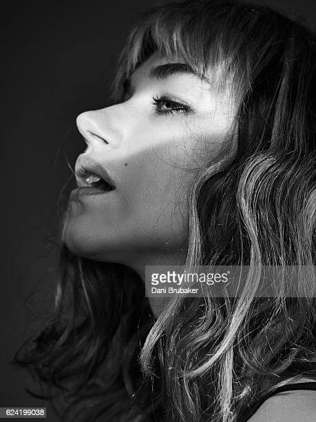 Actress is photographed for Interview Magazine on May 16 2016 in Los Angeles California