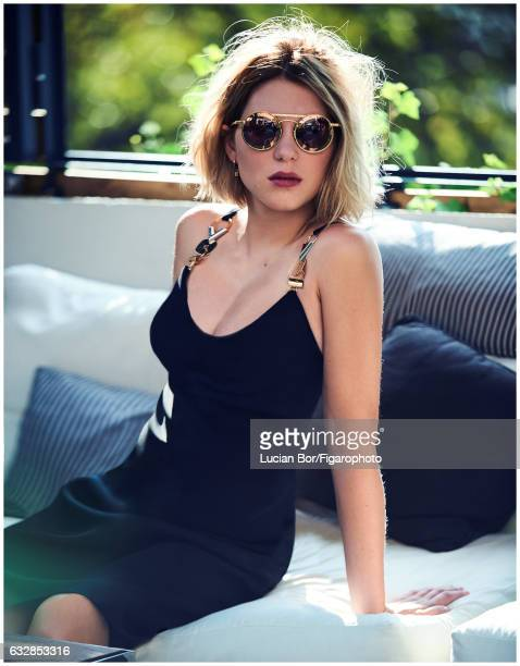 Actress is photographed for Madame Figaro on September 22 2016 in Paris France All Makeup by Dior PUBLISHED IMAGE CREDIT MUST READ Lucian...