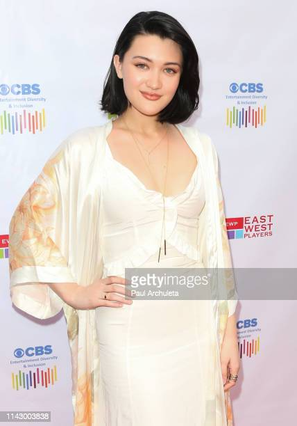 Actress Isa Briones attends the East West Players Culture Shock 53rd Anniversary Visionary Awards Fundraiser at Hilton Universal City on April 15,...