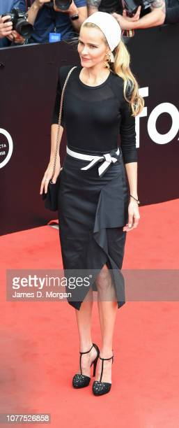 Actress Isabel Lucas attends the 2018 AACTA Awards Presented by Foxtel at The Star on December 05 2018 in Sydney Australia