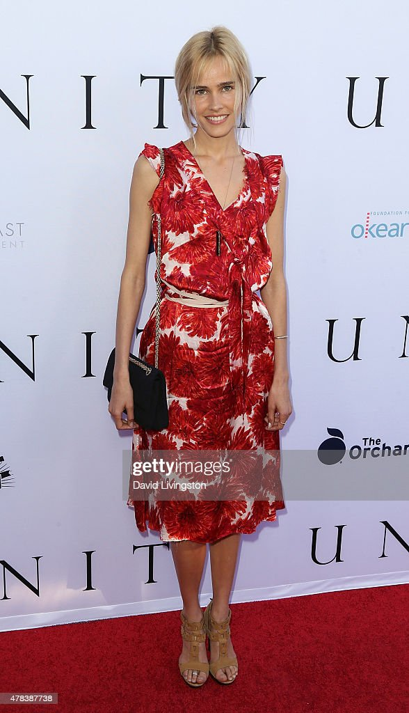 "World Premiere Screening Of Documentary ""Unity"" - Arrivals"