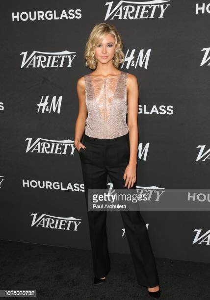 Actress Isabel May attends Variety's annual Power Of Young Hollywood at The Sunset Tower Hotel on August 28 2018 in West Hollywood California
