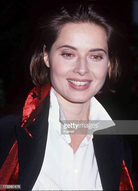 Actress Isabella Rossellini circa 1992