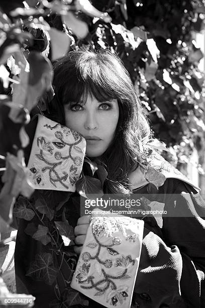 Actress Isabelle Adjani is photographed for Madame Figaro on April 4 2016 in Paris France All PUBLISHED IMAGE CREDIT MUST READ Dominique...