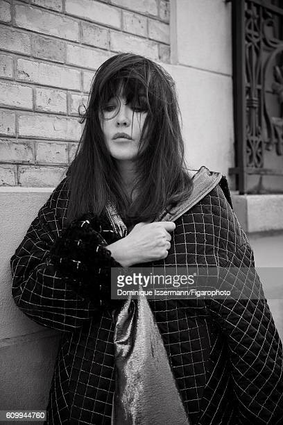 Actress Isabelle Adjani is photographed for Madame Figaro on April 4 2016 in Paris France Coat PUBLISHED IMAGE CREDIT MUST READ Dominique...