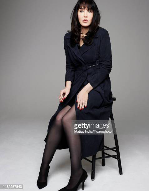 Actress Isabelle Adjani is photographed for Madame Figaro on January 15, 2019 in Paris, France. Make-up by LOreal Paris. CREDIT MUST READ: Matias...