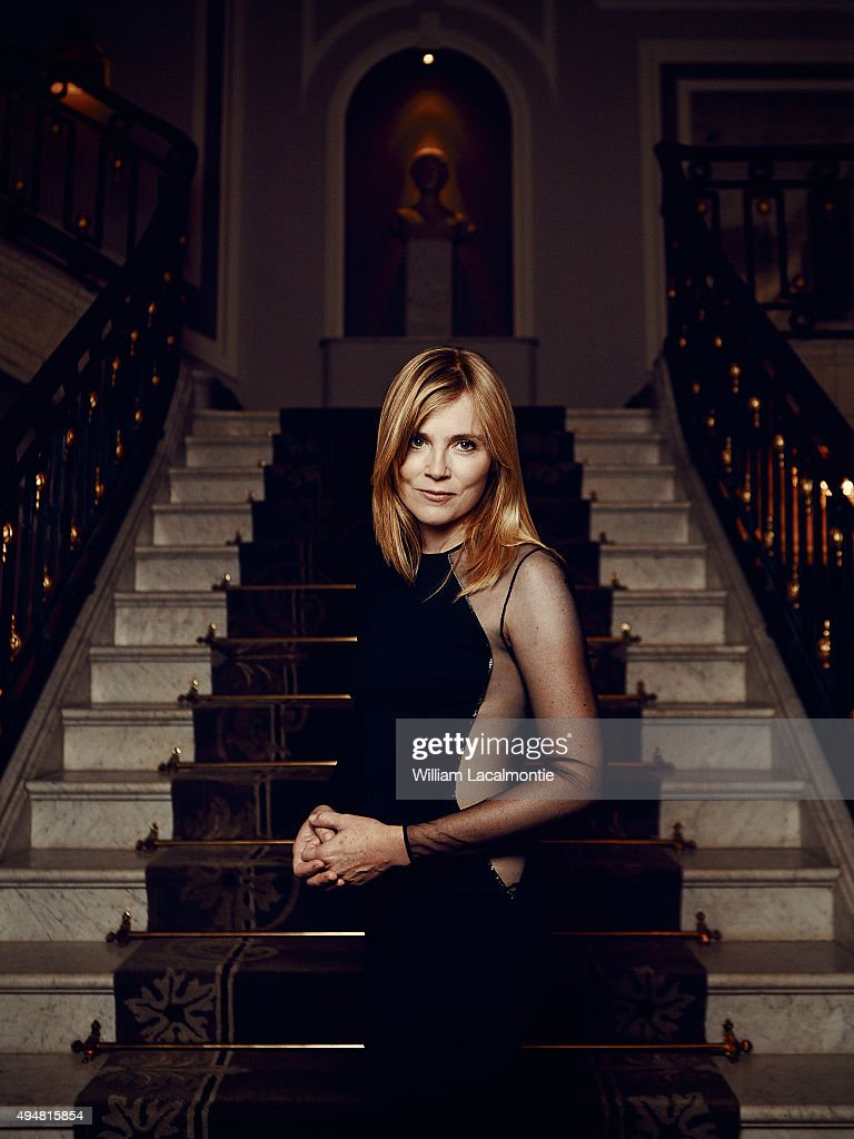 Actress Isabelle Carre is photographed for Self Assignment on September 18, 2015 in San Sebastian, Spain.