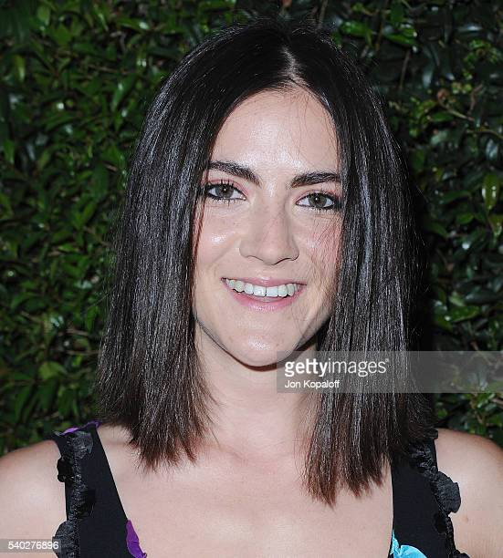 Actress Isabelle Fuhrman arrives at Max Mara Celebrates Natalie DormerThe 2016 Women In Film Max Mara Face Of The Future at Chateau Marmont on June...