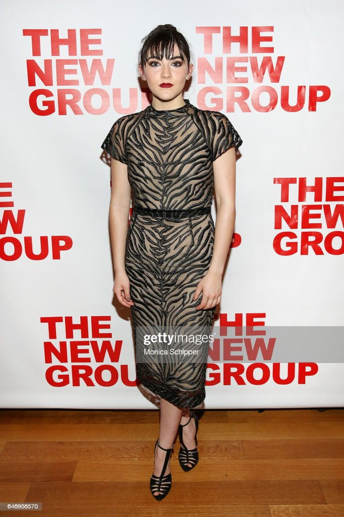 Actress Isabelle Fuhrman attends 'All The Fine Boys' Opening Night on March 1, 2017 in New York City.